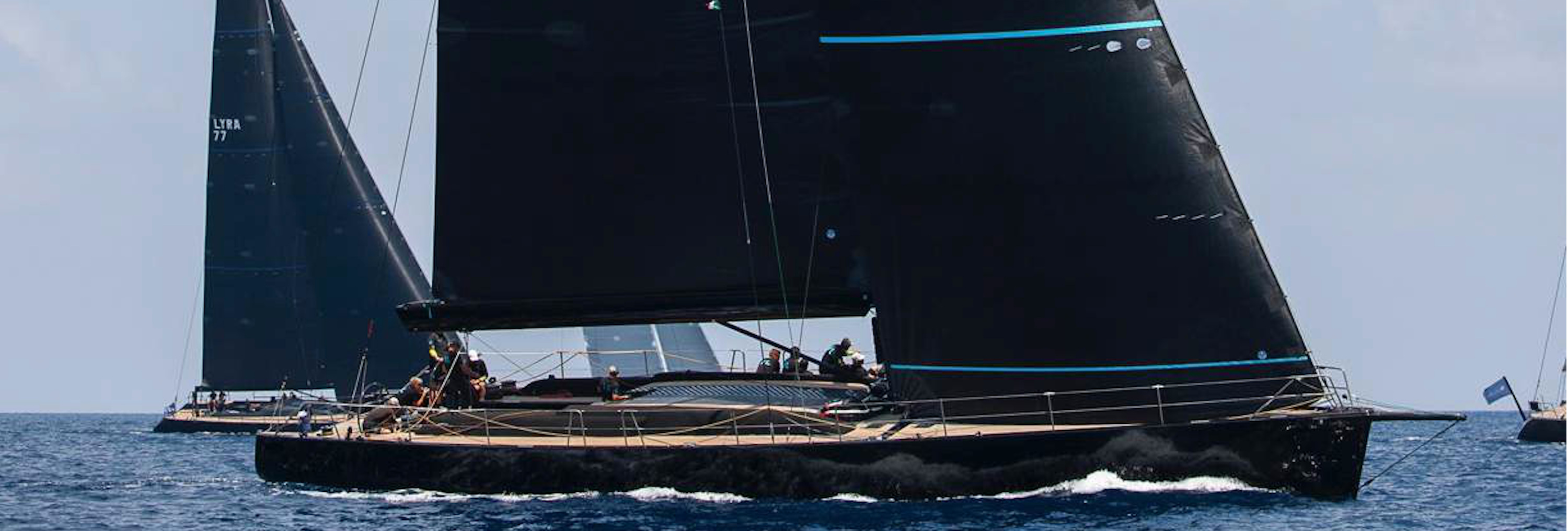 Wally 80' AESOP: New Central Agency Fleet Yacht for Charter