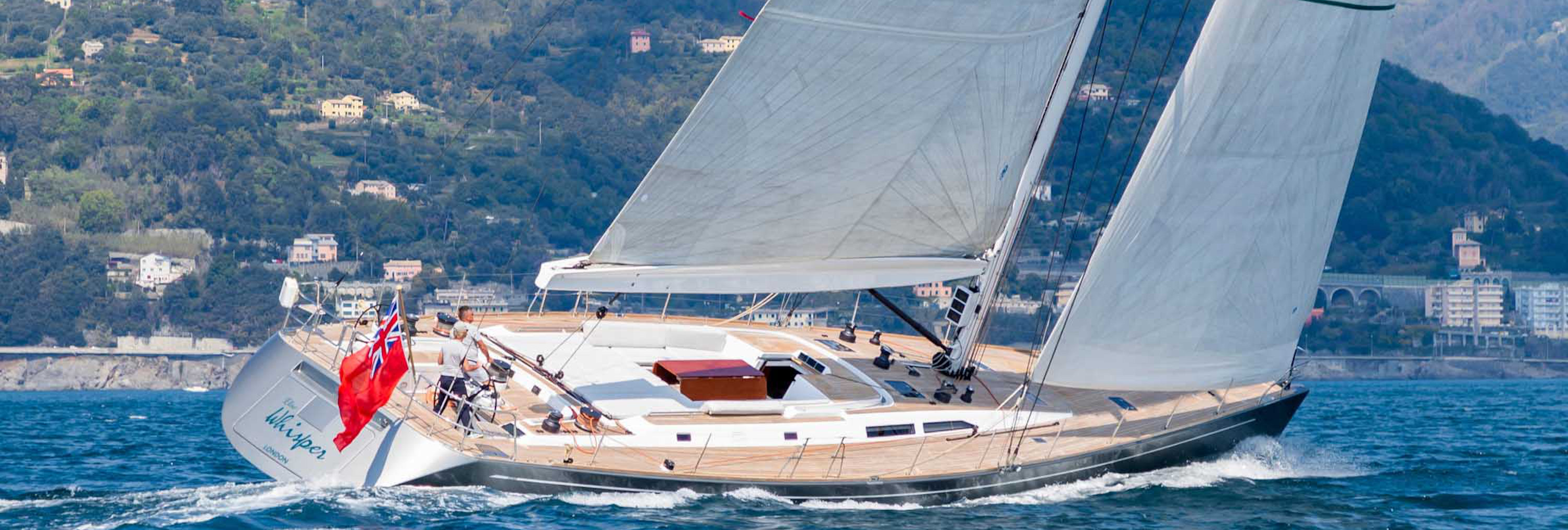 ELISE WHISPER: Last Minute Charter Special Offer