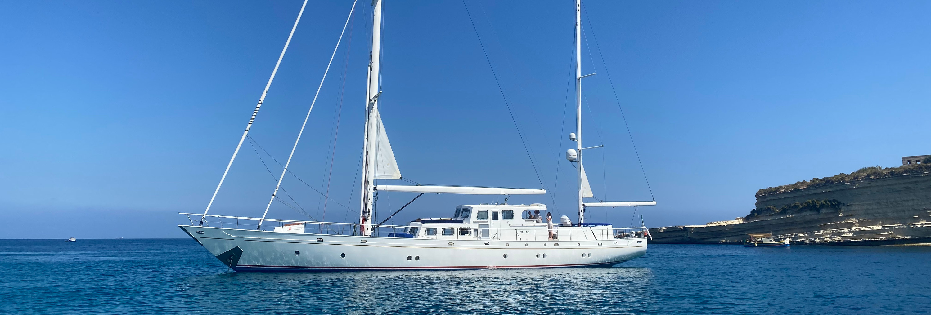 PROVENANCE : New Sailing Yacht For Sale