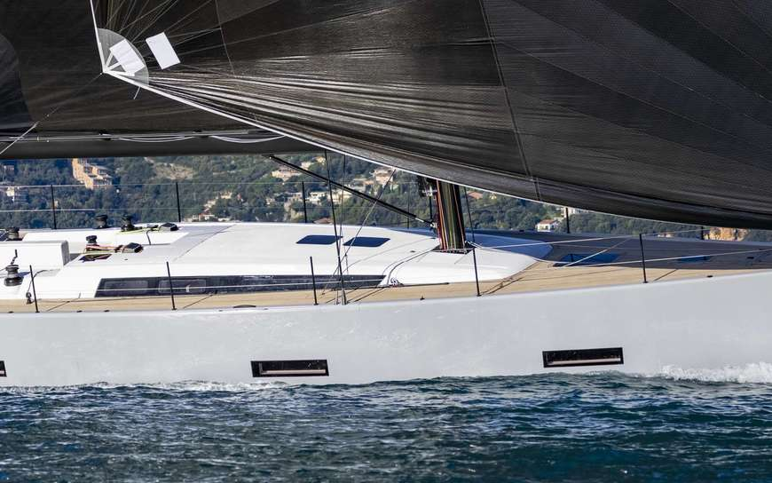 Ice 54 Sailing Yacht : New Video