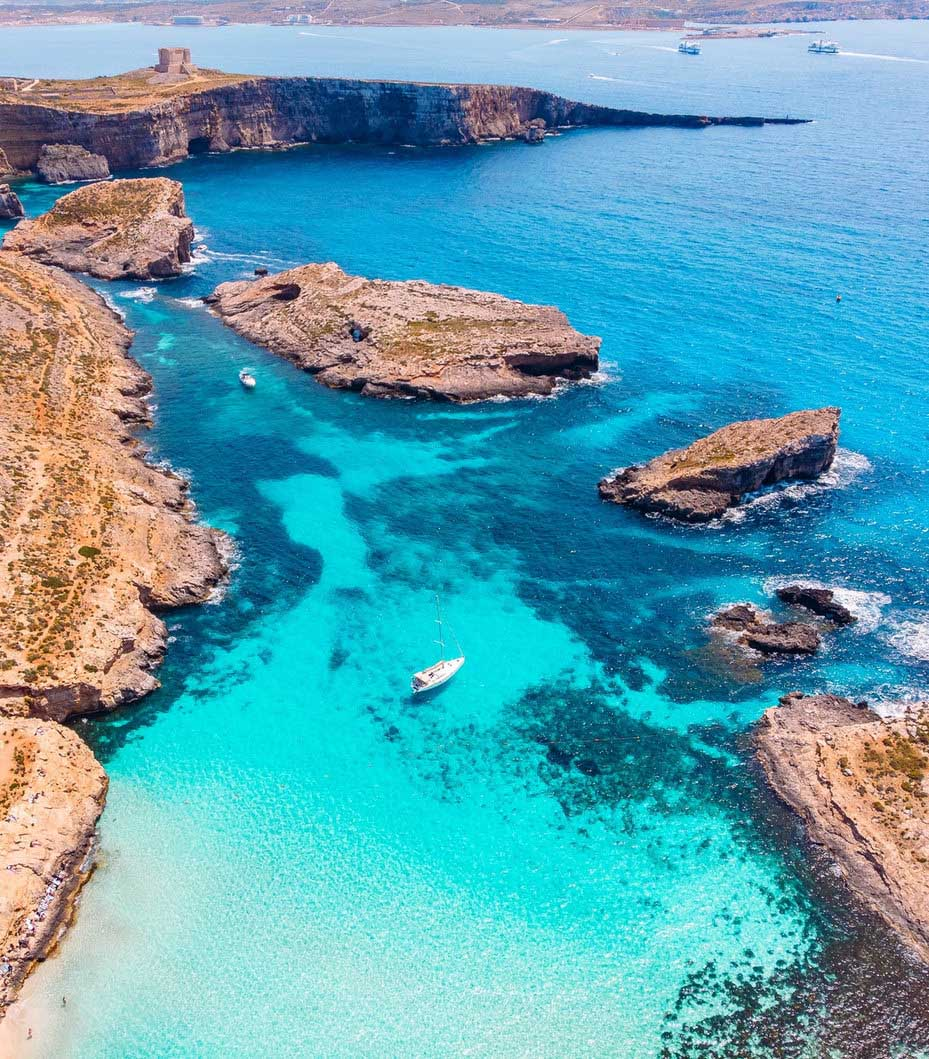 Discover Malta's natural and manmade wonders