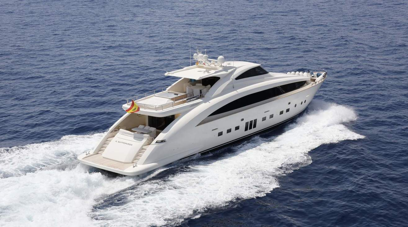 BGYB Luxury yachts for sale & for charter
